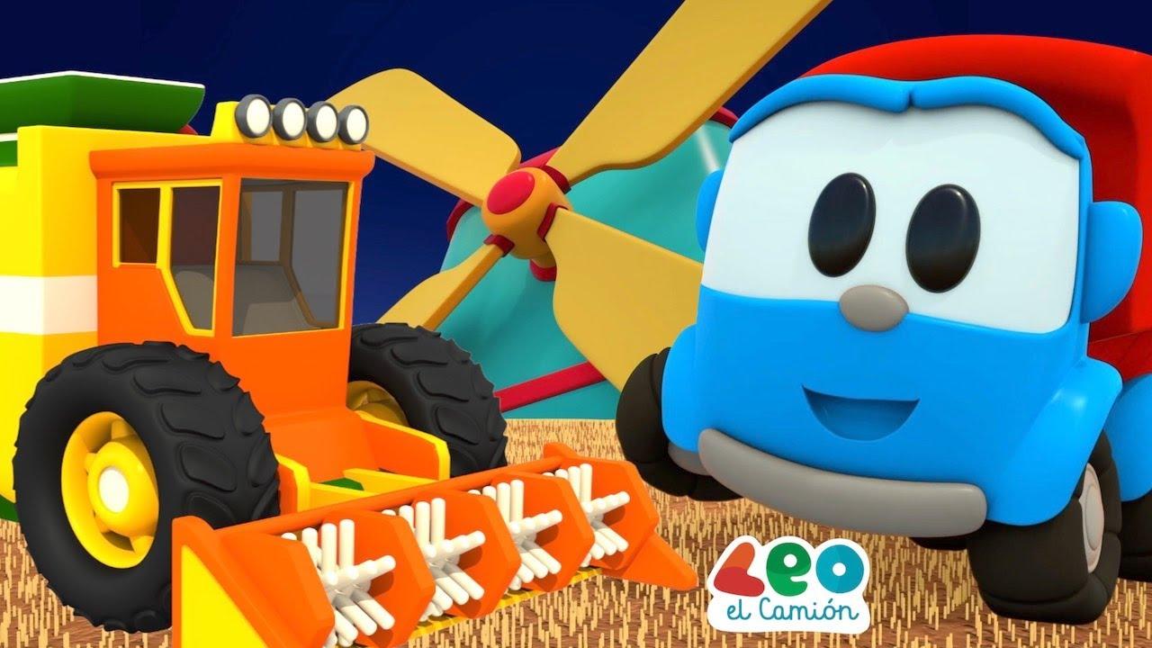 Leo el Camión - Leo y el Molino - Nueva Temporada