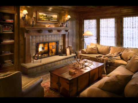 Rustic Home Decor Ideas I Modern Rustic Home Decor Ideas - YouTube