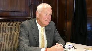 Barry Hearn Exclusive