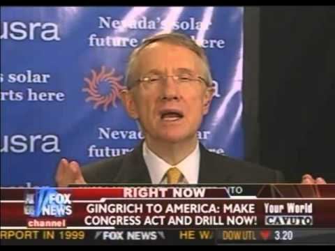 "Majority Leader Harry Reid: ""Coal Makes Us Sick"""