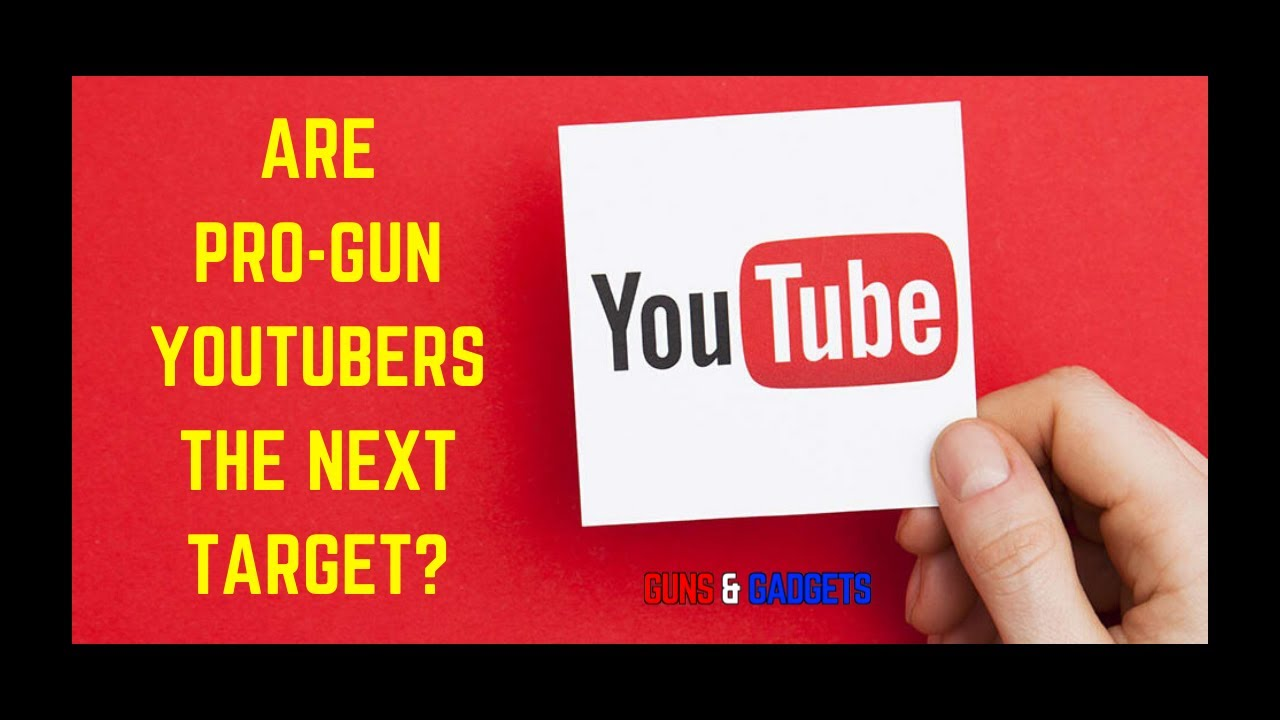 New Study Targets Pro-Gun YouTubers and Bloomberg's Crew Is Salivating