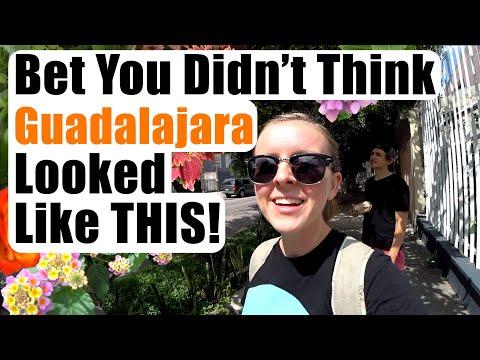 #148. Bet You Didn't Think Guadalajara Looked Like THIS! (Mexico Travel Vlog)