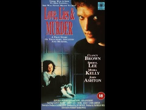Love, Lies and Murder (1991) - Lifetime Movies Based On A True Story