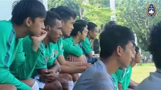 Timnas U-23 dan Timnas U-19 Gelar Uji Tanding di Hari Terakhir Pemusatan Latihan Tahap II