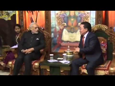 Acting East - PM's Visit to Mongolia and Republic of Korea