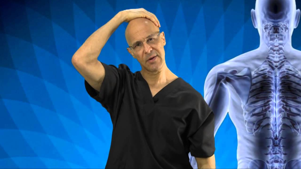 Self Correcting Exercise for Torticollis (Neck Pain ...