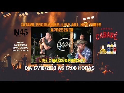 Assista: Marco & Marcelo Dupla Sertaneja