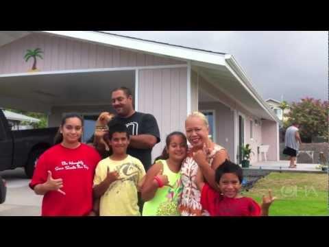 Kona Blitz Build - OHA Plays Key Role in Expanding Housing Opportunities to Hawaiians