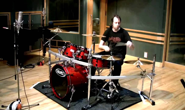 audio masterclass drum recording techniques excerpt single neumann u47 abbey road studio 3. Black Bedroom Furniture Sets. Home Design Ideas