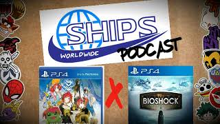 Ships Worldwide  Podcast– Parcel 16: Bioshock x Digimon Story: Cyber Sleuth