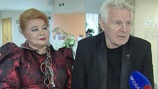 Жители Харовска стали актерами кино