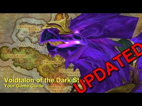 Voidtalon Of The Dark Star Guide -WoW-