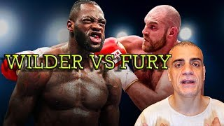Wilder Vs Fury l'opinione finale
