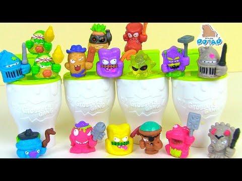 Сюрпризы в Унитазе! Жители туалета #Grossery Gang! Time Wars Детский мультик! Испорченные продукты