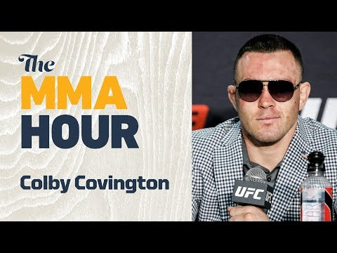 Colby Covington Says UFC 233 Fight With Tyron Woodley Is Still 'On The Table'