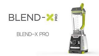 [켄우드] BLEND-X PRO 초고속 블렌더 (BLP…