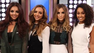 Little Mix Slay GMA Performance & Perrie Is SO OVER Zayn Questions