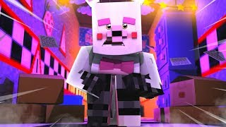 Minecraft Fnaf Daycare: Mangle Is Having A Break Down?! (Minecraft Roleplay)