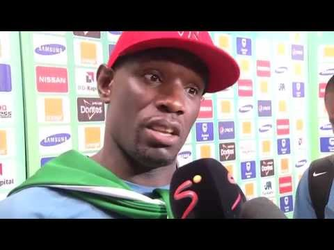 Post-match Interviews: Zambia players - Orange Africa Cup of Nations, EQUATORIAL GUINEA 2015