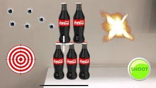 الواقع المعزز (ARKit) التعليمي - إنشاء لعبة اطلاق النار ع