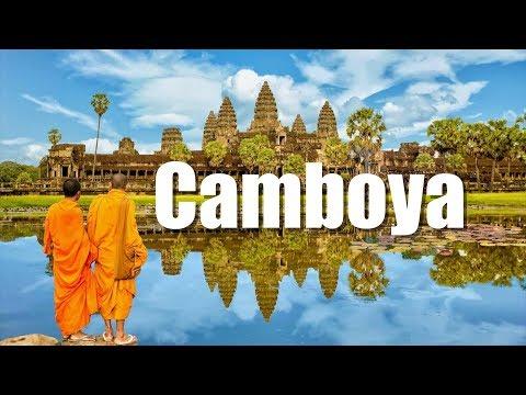 Angkor Wat in Cambodia - Camboya