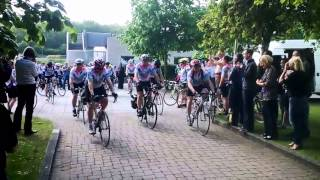 Help For Heroes Fundraisers Leave Their Mod Workplace In Abbey Wood To Join A National Bike Ride For