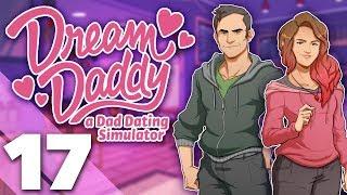 Dream Daddy - #17 - Vampire Movie Night - PlayFrame