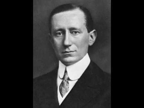 Guglielmo Marconi rievoca i primi esperimenti radiofonici