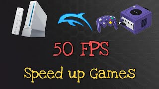 play Dolphin Emulator On Android With 50-60 fps, Speed up your games, Best settings for dolphin