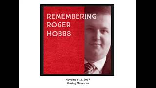 Mandy Remembers Roger Hobbs