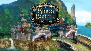 king's Bounty: Legions  - Universal - HD Gameplay Trailer