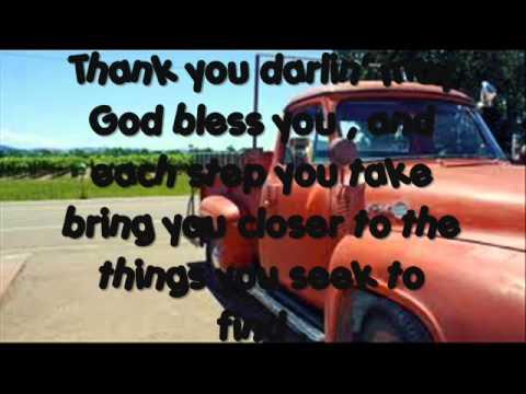 Hello Darlin' by Conway Twitty -(With Lyrics)