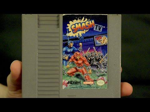 Smash TV (NES) James & Mike Mondays