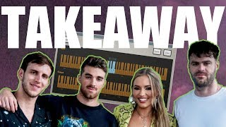These Are The Chords From Takeaway By The Chainsmokers, Illenium, Lennon Stella (midi + Session)