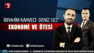 İstanbul'a kim ihanet etti? İbrahim Kahveci - Ekonomi ve Ötesi - Deniz Gez - 21.02.2019