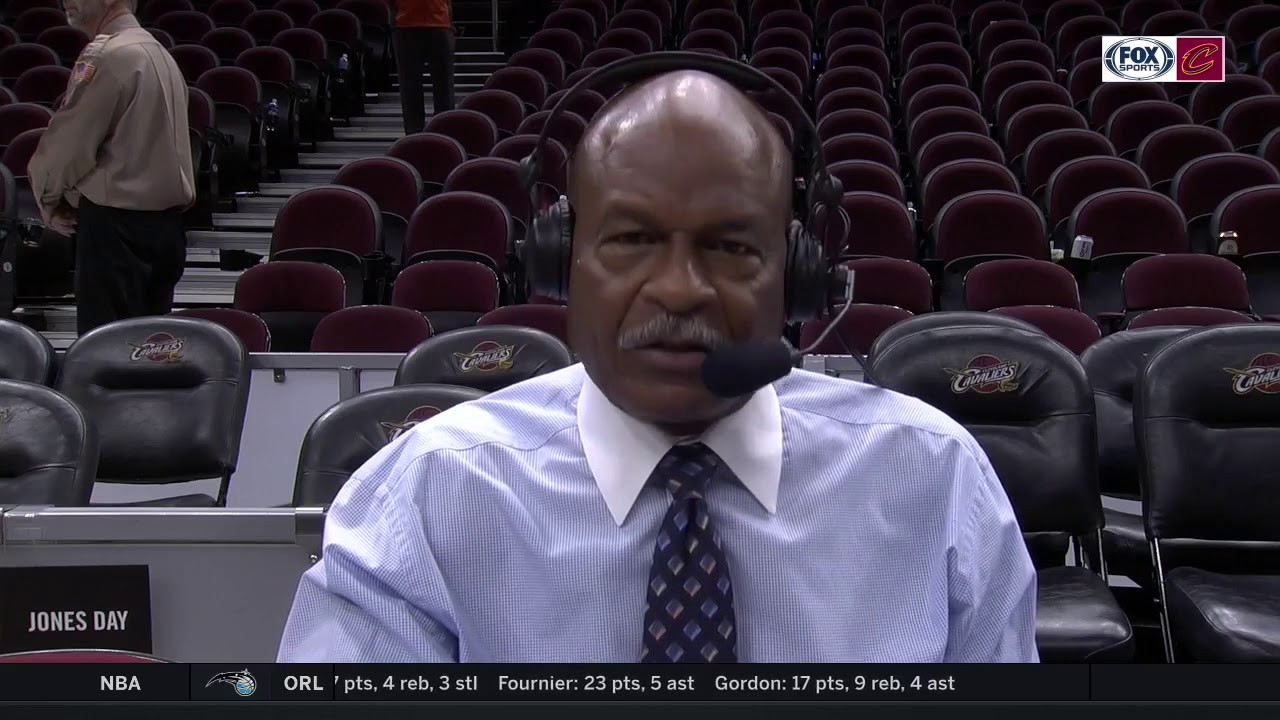 Austin Carr on teams not respecting the Cleveland Cavaliers