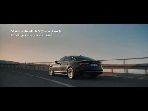 Canción del anuncio del Audi A5 Sportback 2