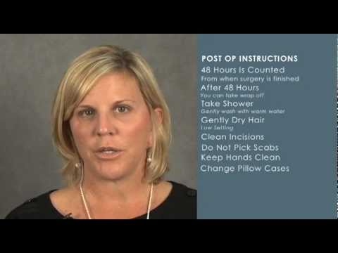 Video about LiteLift®: Post-Operative Instructions