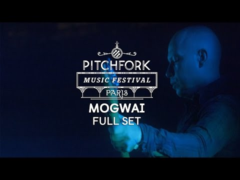 Mogwai | Full Set | Pitchfork Music Festival Paris 2014 | PitchforkTV