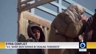Baixar Daesh Terrorists Transferred Out Of Syria Bastion