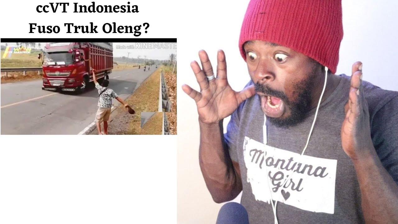 Fuso Truk Oleng? 'Amazing  Drivers' Kumpulan Truck Fuso Oleng dari Berbagai cctv Di Indonesia.