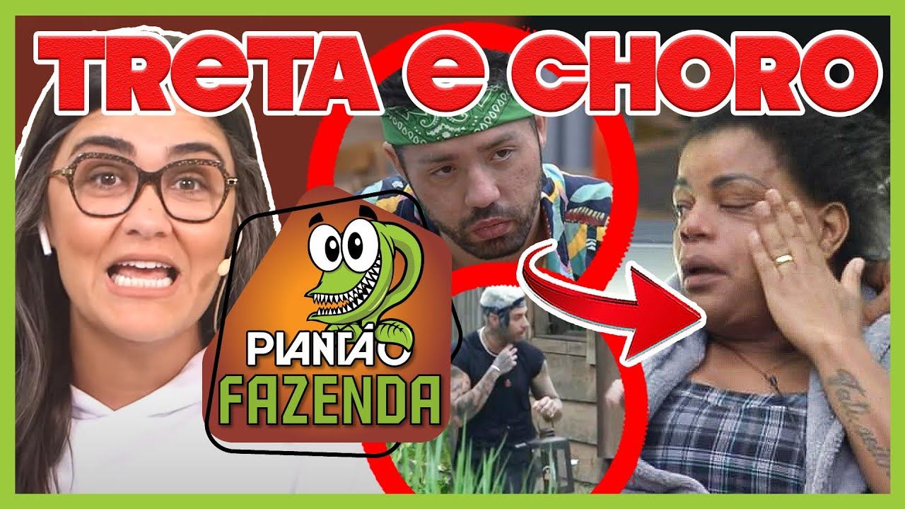 Download 🐔A Fazenda 13: Araújo vence Prova de Fogo; Tati é puxada pra baia, se irrita com Rico, xinga e chora