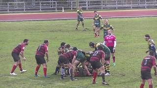 ALL   RUGBY PARTIDO SENIOR  OVETHUS ALL RUGBY VS COWPERR RUGBY CLUB