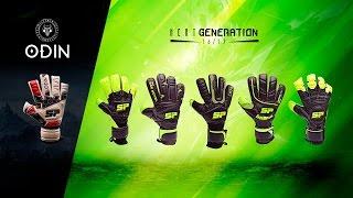 Colección Guantes SP Next Generation 2016/17
