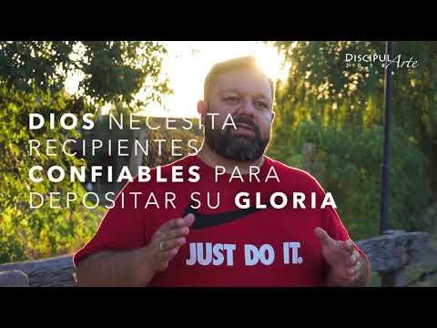 Discipularte 2018 - Contenedores de su Gloria - Mike Bunster