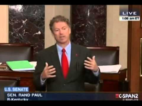 Heinrich/Paul object to patriot act Extension
