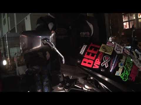 美人ライダーツーリング 2017 Kawasaki ZRX1200 DAEG 1989 HONDA GB250 1991 Kawasaki BALIUS HONDA Hornet250