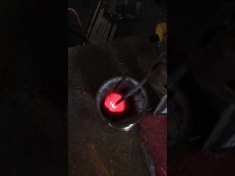 FAIL: Making Sodium metal