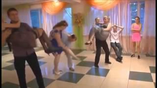Смешные свадьбы!   Смешные конкурсы и приколы 2015