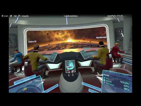 Star Trek Bridge Crew | Hilarious VR Game